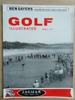 Troon Portland Golf Club: Golf Illustrated Magazine 1966