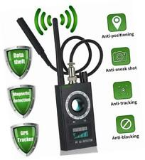 sherry Anti Spy Detector & Camera Finder Rf Signal Detector Gps Bug Detector .