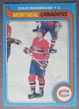 1979-80 O-Pee-Chee #13 Doug Risebrough Montreal Canadiens