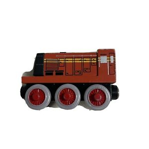 Thomas the Tank Engine & Friends Wooden Railway Train - Norman the Diesel Engine
