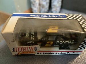 RUSTY WALLACE #2 PONTIAC EXCITEMENT RACING COLLECTIBLES 1:64 DIECAST