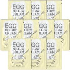 [Too Cool for School] Egg Mellow Cream Samples 10pcs - Korea Cosmetics