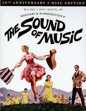 Sound of Music 50th Anniversary Editi - Blu-Ray Region 1 Brand New Sealed