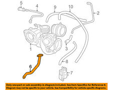 VOLVO OEM 01-04 V70 2.4L-L5 Turbocharger Turbo-Oil Cooling Line 9458504