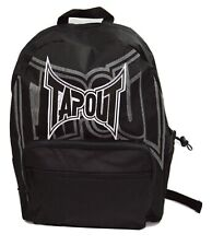 TapouT Martial Arts Mma Black Backpack