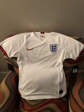 nike England National Team The Lionesses soccer futbol jersey Nwt size M women