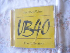 UB40 - Red Red Wine - The Collection - CD - VG
