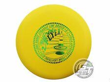 New Lightning Standard #2 Flyer 182g Yellow Green Foil Fairway Driver Golf Disc