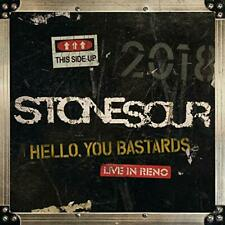 STONE SOUR-HELLO, YOU BASTARDS: LIVE IN RENO (UK IMPORT) CD NEW