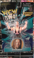 WCW NWO Kevin Nash Action Figure NIB by The Original San Francisco Toymakers