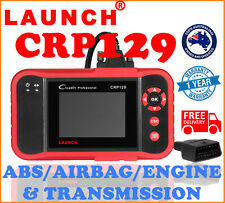 LAUNCH  CRP129 OBD2 Engine Fault Diagnostic Scanner Code Reader Tool FOR FORD