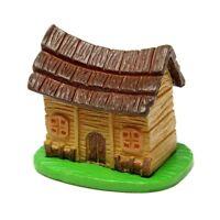 Miniatur Puppenhaus Landschaft Moos Mini Mini Haus DIY Fee Garten Topfpflan JKS