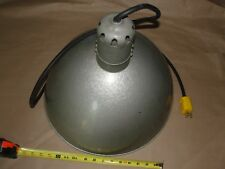 18'' Vintage Photography Over head Utility lamp+GE Photo Enlarger lamp #302 500W