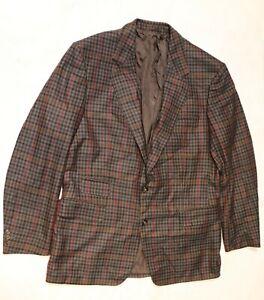 BURBERRY  Sakko Gr 52 Business Jacket fein hochwertig WOLLE BURBERRYS