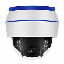 HD 1080P WiFi CCTV IP Camera 5X Optical Zoom Wireless PTZ Dome Night Vision 40M
