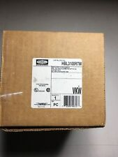 New HUBBELL WIRING DEVICE-KELLEMS HBL3100R7W Pin and Sleeve Receptacle 100A,480V