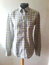 American Eagle Women's  Plaid Shirt Classic Prep Fit Size S