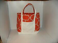 New Tote Bag Homemade No Tags  Screen Print / Canvas