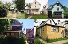 Package of FIVE Houses in Niagara Falls, NY $39,300/year rent (1 year Warranty!)