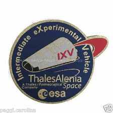 Patch N72 INTERMEDIATE EXPERIMENTAL VEHICLE THALES ALENIA SPACE TOPPA