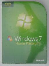 MICROSOFT WINDOWS 7 HOME PREMIUM UPGRADE - BRAND NEW & SEALED - 100%25 GENUINE