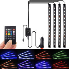 LED RGB Ambientebeleuchtung Auto Innenbeleuchtung Fußraumbeleuchtung 12V