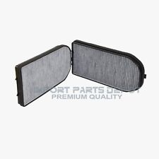AC Cabin Air Filter Carbon BMW E38 740i 740iL 750iL Premium 072/810 (2pc)