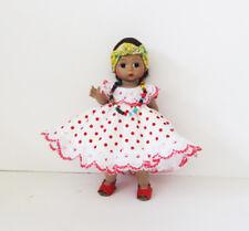 NEW in Box RARE Design Madame Alexander CUBA Cuban Girl Country Doll