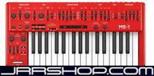 Behringer MS-1-RD Red SH-101 Analog Synthesizer Keyboard New JRR Shop