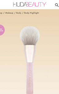 Huda Large Face Brush