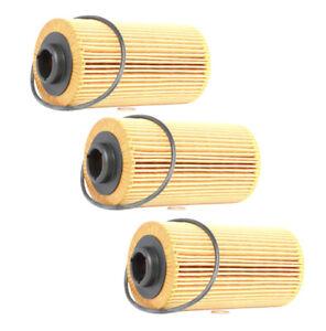 Mann Oil Filters 3Pack fits Rolls-royce SILVER SERAPH SILVER SERAPH 5.4