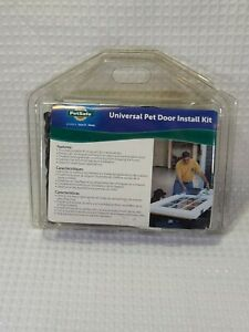 PETSAFE Universal Pet Door Install Kit (PAC11-10863) - NEW ***FREE SHIPPING***