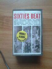 SIXTIES BEAT<> Various Artists - UK Cassette Double Album SUPERB !!!
