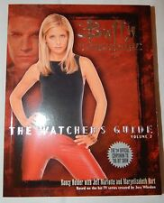 Buffy The Vampire Slayer: The Watcher's Guide Book Volume 2 (Paperback, 2000)