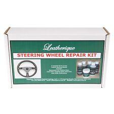 LEATHERIQUE Steering Wheel Repair Kit