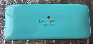 Katie Spade  Glasses Case And Logo Emboss Lense Cloth Brand New