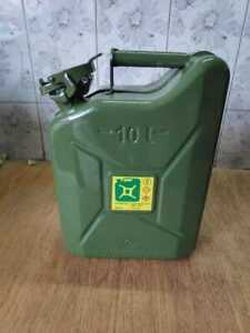Brand New Ford Willys Jeep jerry Can Green colour (10 Liter)