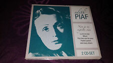 CD Edith Piaf / Non je ne regrette rien - Album 2CD BOX 2003