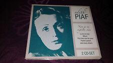 CD Edith Piaf / Non je ne regrette rien - Album 2CD BOX 2003