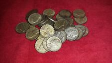 ROLL OF 40 SILVER WARTIME NICKELS-ALL DATES-PDS MINT MARKS