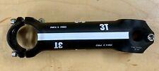 3T ARX II PRO Stem 130mm 6deg Alloy 31.8mm Clamp - MINT - HALF THE PRICE OF NEW