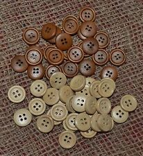 Wooden Assorted Cardmaking & Scrapbooking Buttons