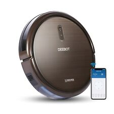 Robot Vacuum Cleaner with Max Power Suction Alexa Connectivity App Controls