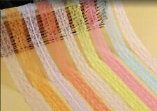 2-8m Spitze Polyester Spitzenband Lace 13 Farben Schleifenband 4cm Geschenkband