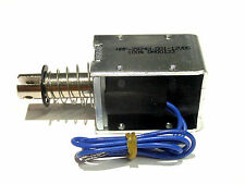 Hubmagnet 12V 100% ED Typ HMA-2924z  Hubweg 8-18mm 1 Stück