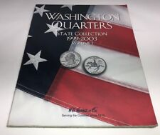 Washington Quarters State Collection Book - 1999-2003 - Volume 1 - No Coins