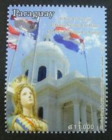 Paraguay 2013 Pantheon Nationalhelden Flaggen Flags Nationa Heros Postfrisch MNH