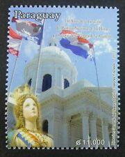 Paraguay 2013 Pantheon Nationalhelden Flaggen Flags Nationa Heros Postfrisch MNH