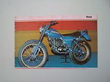 - RITAGLIO DI GIORNALE ANNO 1982 - MOTO OSSA EXPLORER 240/350