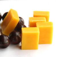 2PCS 100% Pure Beeswax Blocks Filtered Natural Bees Wax Bars